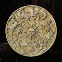 Zodiac Plaque (large)