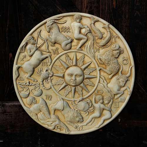 Zodiac Plaque (large)