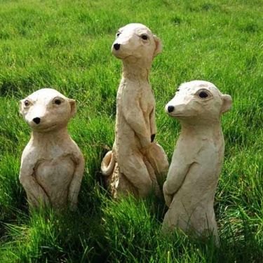 Meerkats (set of 3)