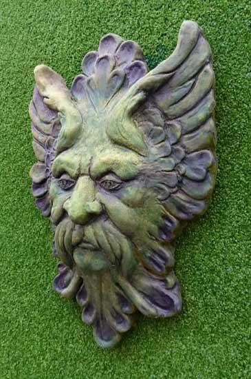 Michelangelo Green Man (large)