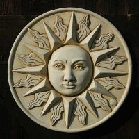 Sun Plaque (large)