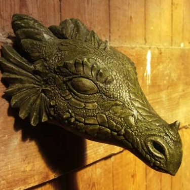 Dragon Head (medium)