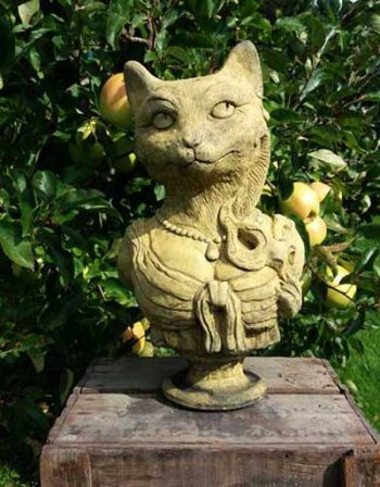 Lady Kitty Bust