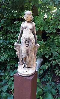 Art Deco Statue 01