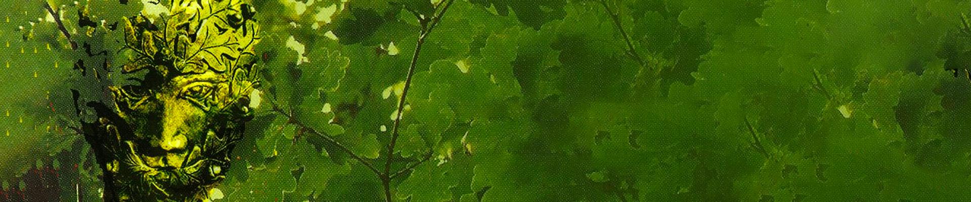 The Green Man Tuinverbeelding